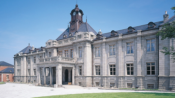 山形県旧県庁舎 文翔館
