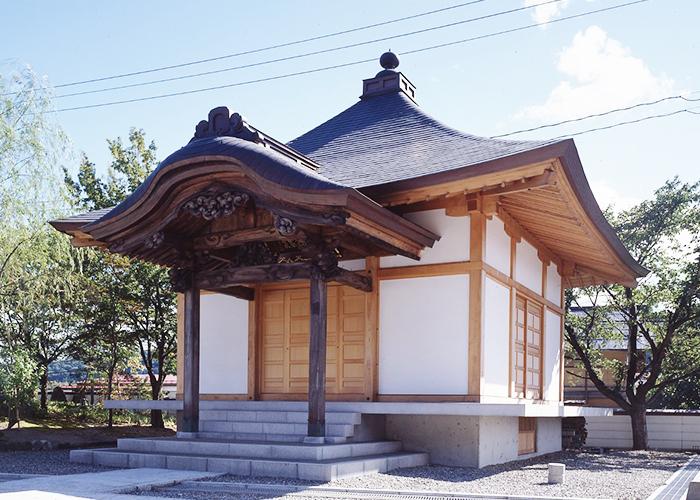 永林寺 観音堂
