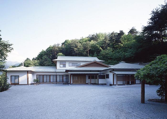 孝道山東北別院 信徒会館