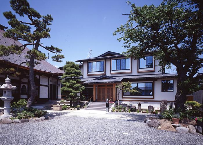 高源寺 位牌堂