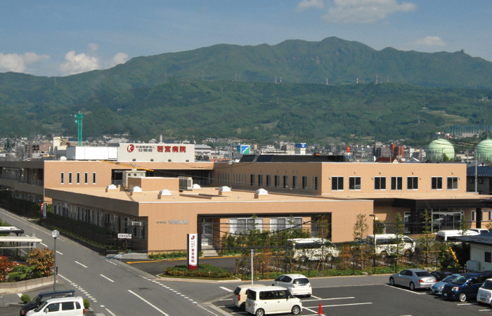 公徳会 若宮病院(1期~3期)