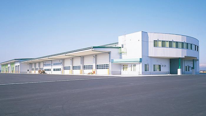 JAてんどう 新ラ・フランスセンター