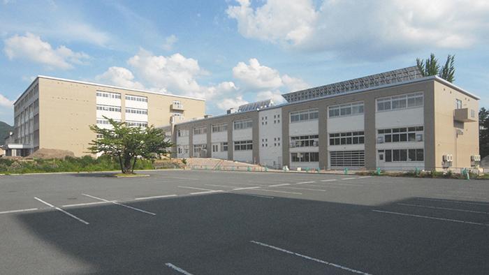 山形工業高校校舎(東棟)