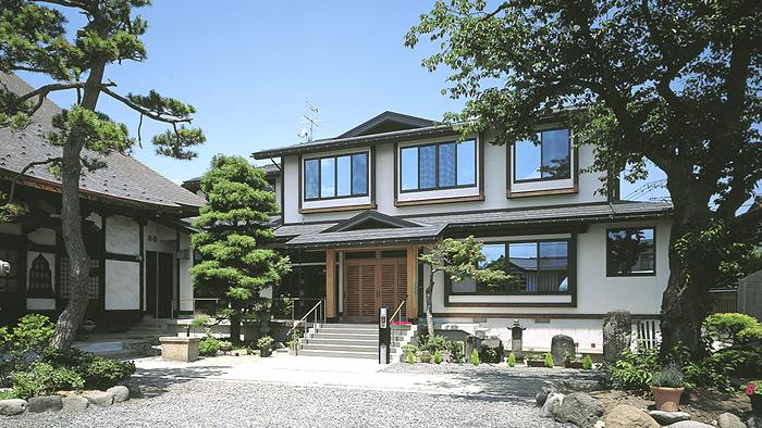 木造住宅(庫裡)