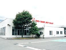 工場外壁のリニューアル