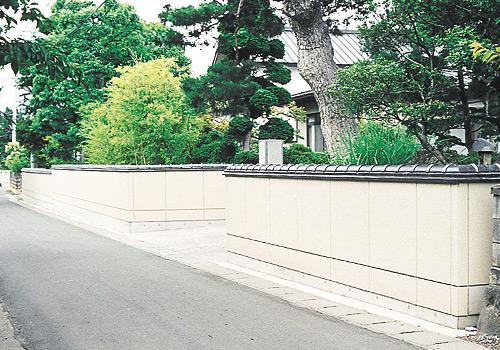 門塀のリフォーム