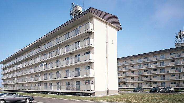 仙台防衛施設局 神町宿舎